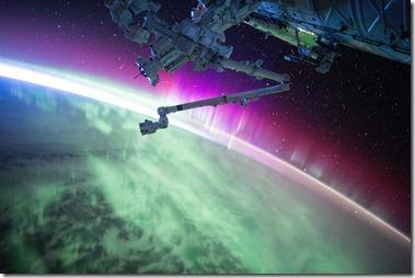 NASA sattelite arm tech