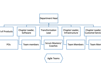4 Focus areas for Delivery Leaders in Achieving Business Agility