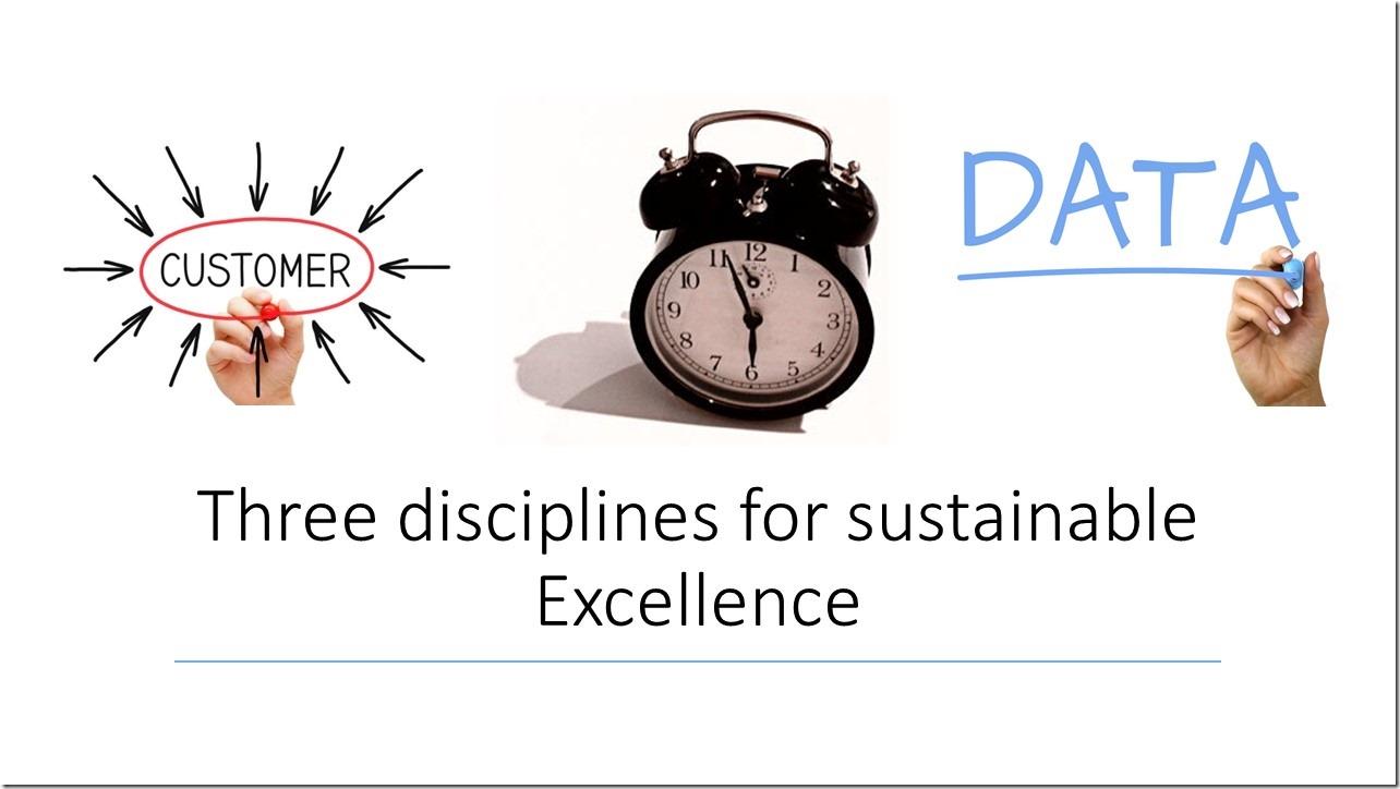 3 disciplines