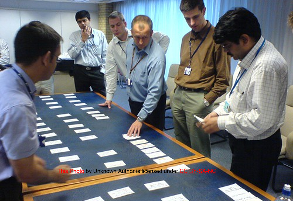 Four sins to avoid in Agile estimating and planning