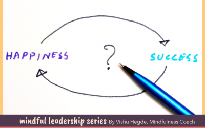 Does Success lead to Happiness or Happiness lead to Success?