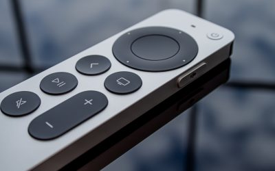 CHOW : Grandma's TV remote